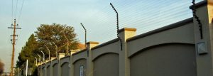 Basithami Technology Electric Fence Installations